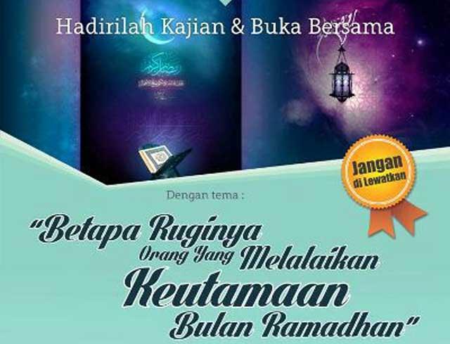 Betapa Ruginya Orang yang Melalaikan Keutamaan Bulan Ramadhan