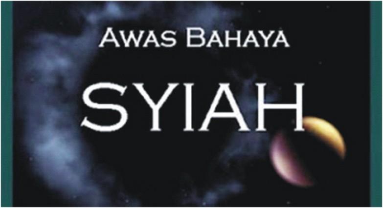 Peringatan dari Bahaya Syiah Rafidhah