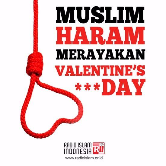 Hukum Merayakan Valentine's Day ('Idul Hub)