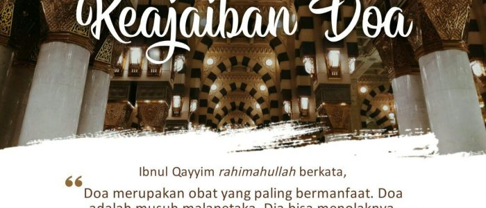 Diantara Keutamaan Dzikir dan Dorongan Kenapa Harus Berdoa