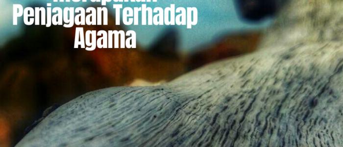 Metode Tahdzir dan Kitab-Kitab Rudud (Bantahan) merupakan Penjagaan Terhadap Agama